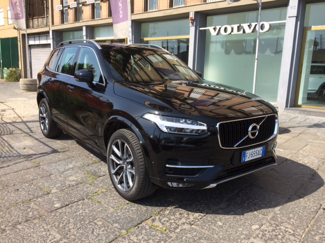 Foto Volvo XC 90 D5 AWD GEARTRONIC BUSINESS PLUS