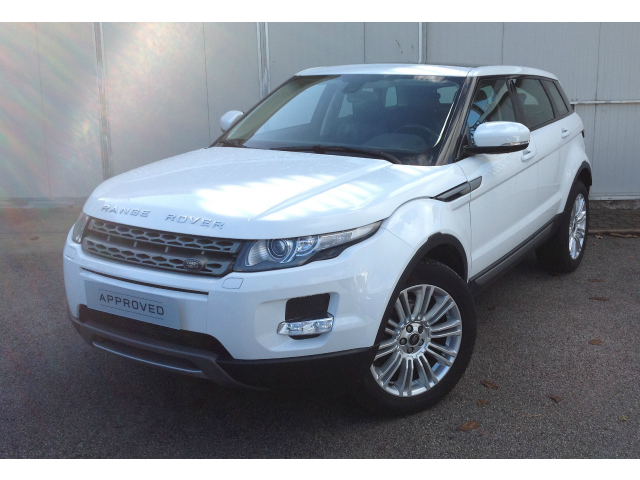Foto Land Rover Range Rover Evoque 2.2 TD4 5p. Pure Tech Pack