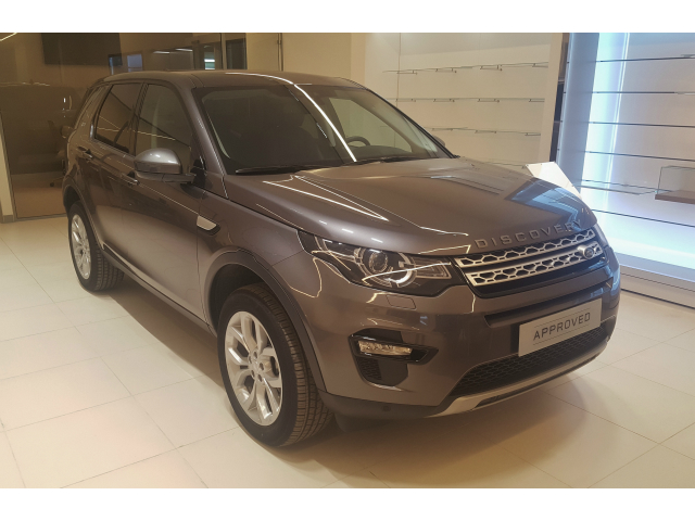 Foto Land Rover Discovery Sport 2.0 TD4 HSE *automatica, tetto, navig premium...*