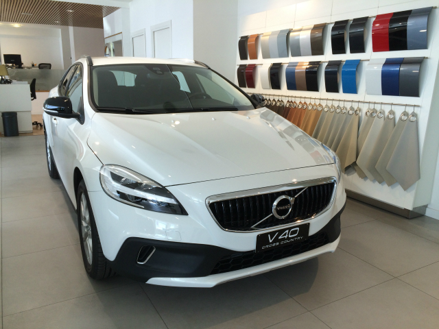 Foto Volvo V40 Cross Country D2