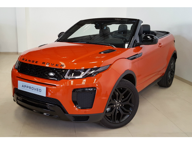 Foto Land Rover Range Rover Evoque 2.0TD4 180CV Convertibile HSE Dynamic Carbon Pack