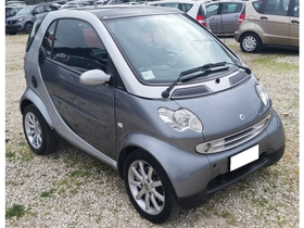 Smart ForTwo 800 coupe passion cdi