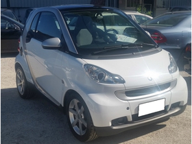 Smart ForTwo 1000 52 kW MHD coupé pulse CLIMA/TETTO