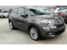 Fiat 500X 1.6Mjet CROSS Lounge City CLIMA/NAVI/CRUISE