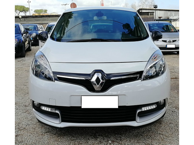 Renault Scenic 1.5dCi 110CV EDC Limited NAVI/CLIMA/CRUISE