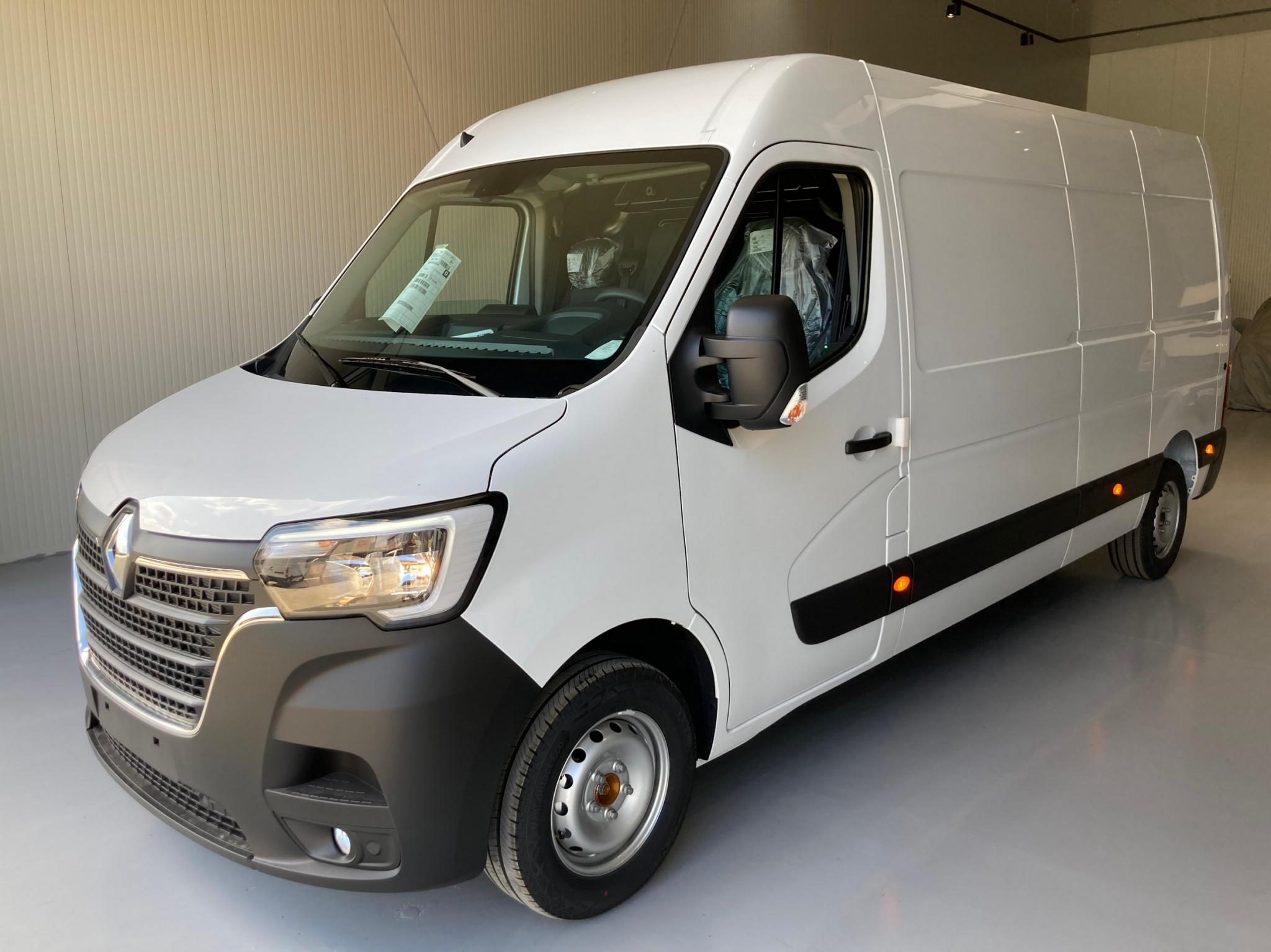 Renault Master L3 H2 T35 ENERGY DCI 150CV N1 AUTOCARRO#NUOVO