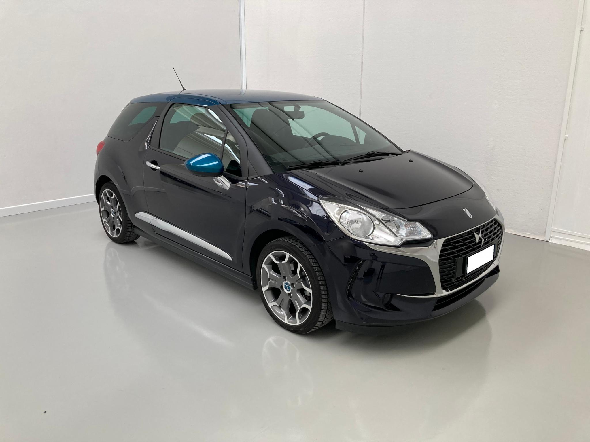 Citroen DS3 1.2 82CV #UNICO PROPRIETARIO #NEOPATENTATI