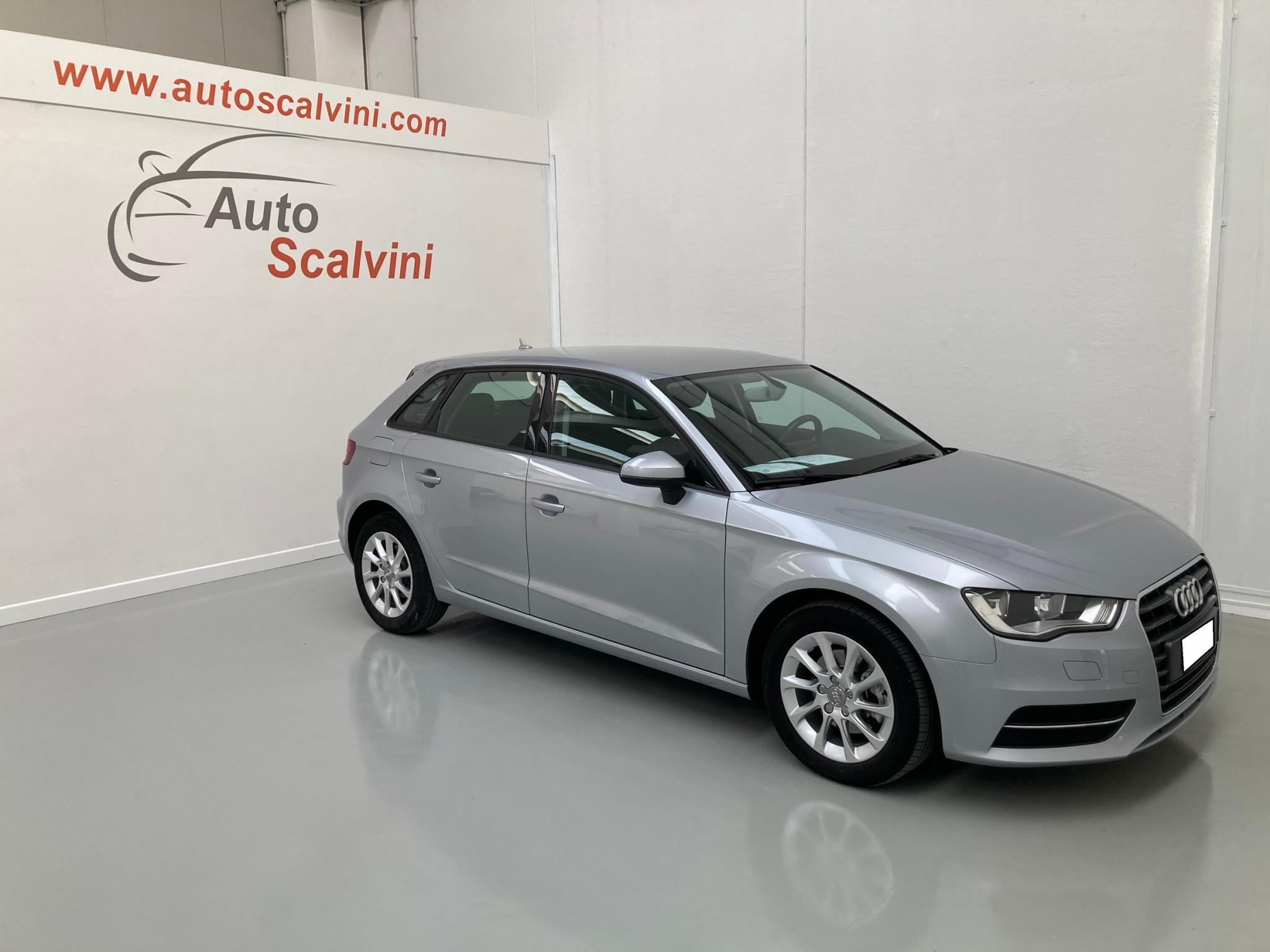 Audi A3 SPB 1.6 TDI clean diesel Attraction #1PROPRIETARIO #KM CERTIFICATI