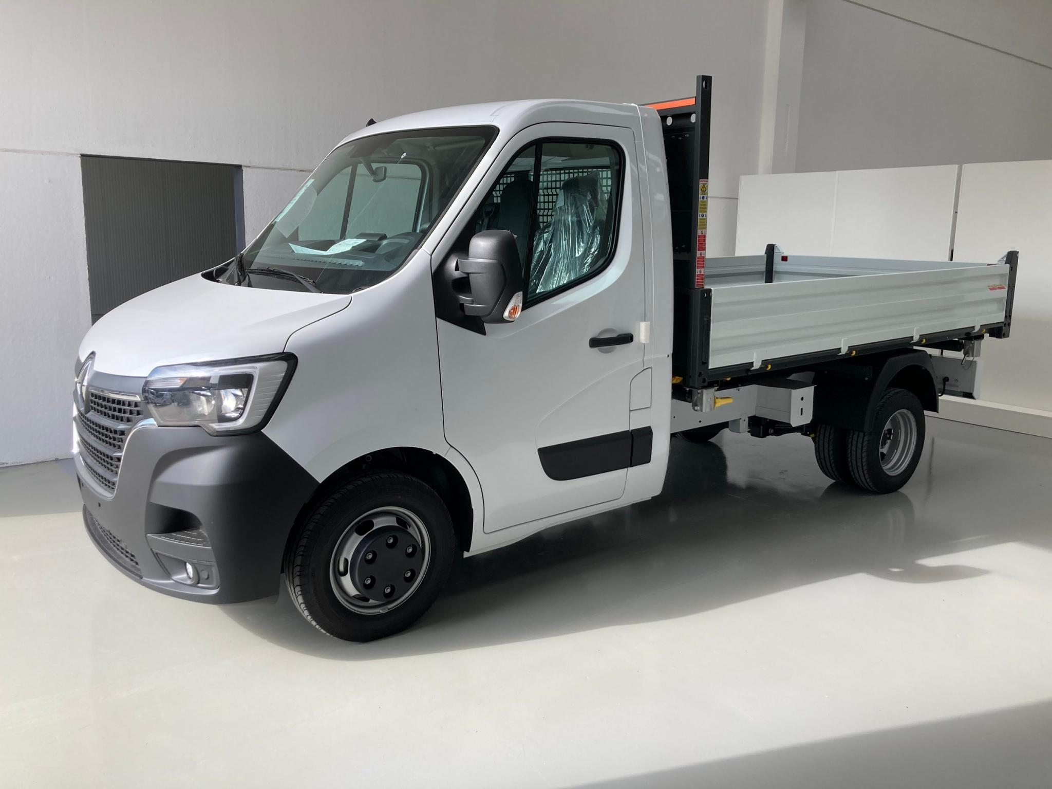 Renault Master RIBALTABILE TRZ POST L2 T35 ENERGY dci 145 ICE N1 AUTOCARRO