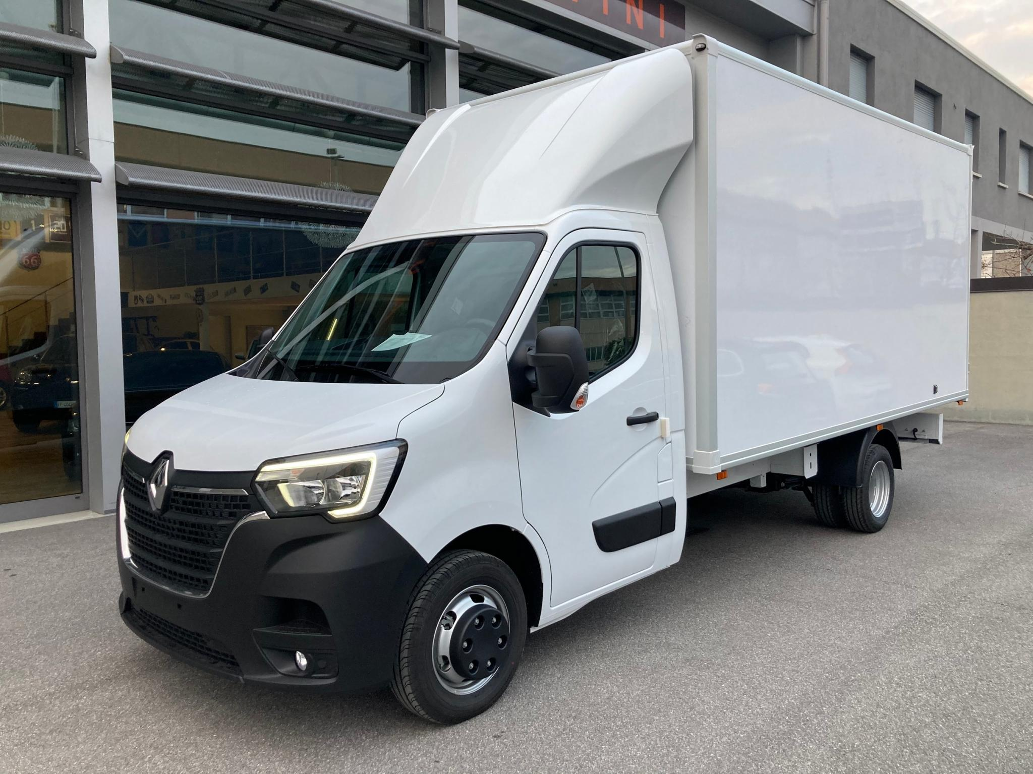 Renault Master GV 20 TA L3 T35 ENERGY DCI 145 ICE N1 AUTOCARRO