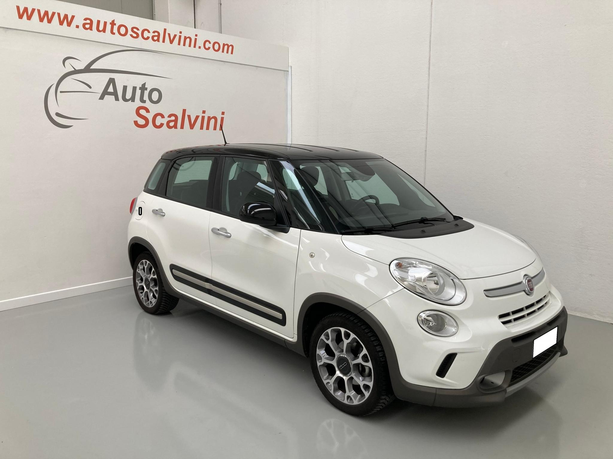 Fiat 500L 1.4 95 CV Cross #navi #UNICO PROPRIETARIO#NEOPATENTATO