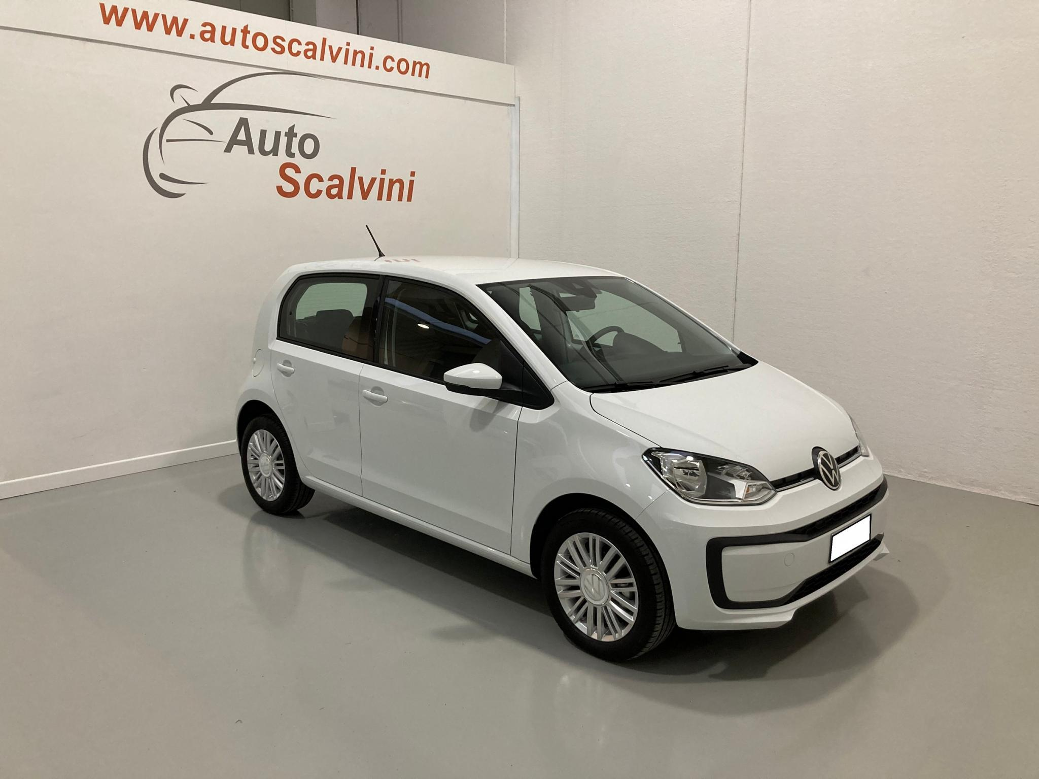 Volkswagen up! 1.0 5p. eco move up! BlueMotion Tech. GT48 #NEOPATENTATI