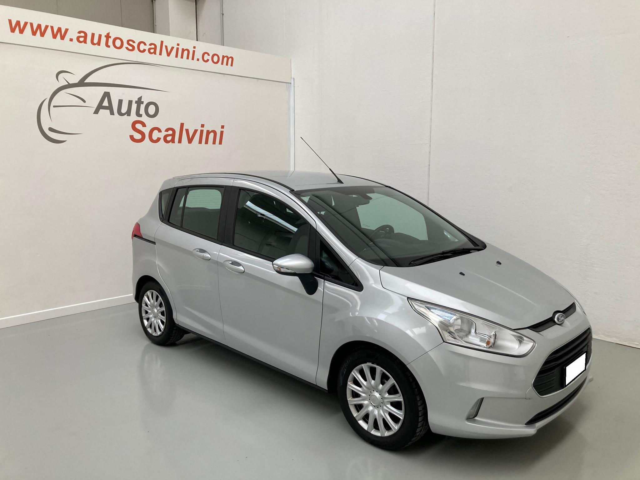 Ford B-Max 1.6 105 CV Powershift Titanium GPL #1 PROPRIETARIO #ADATTA A GUIDA PER INVALIDITA'