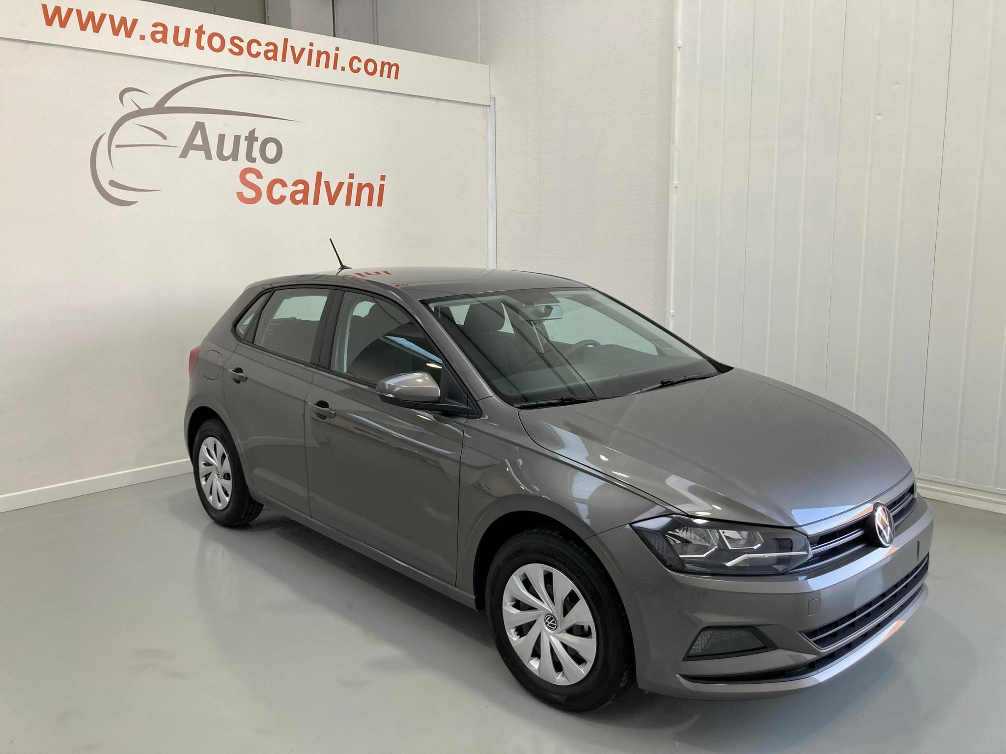 Volkswagen Polo 1.0 TGI 5p. Trendline BlueMotion Technology#KM ZERO #NEOPATENTATI