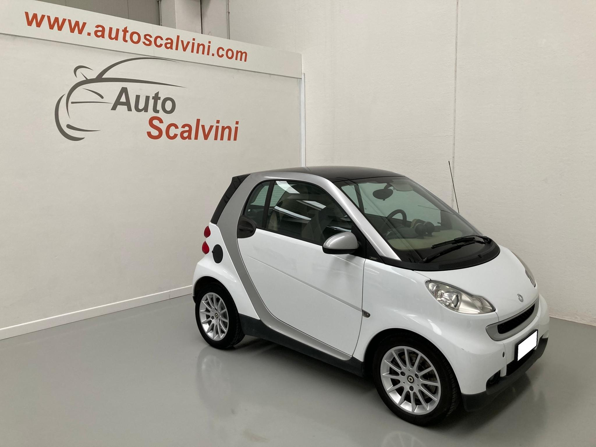 Smart ForTwo 1000 71CV coupé passion