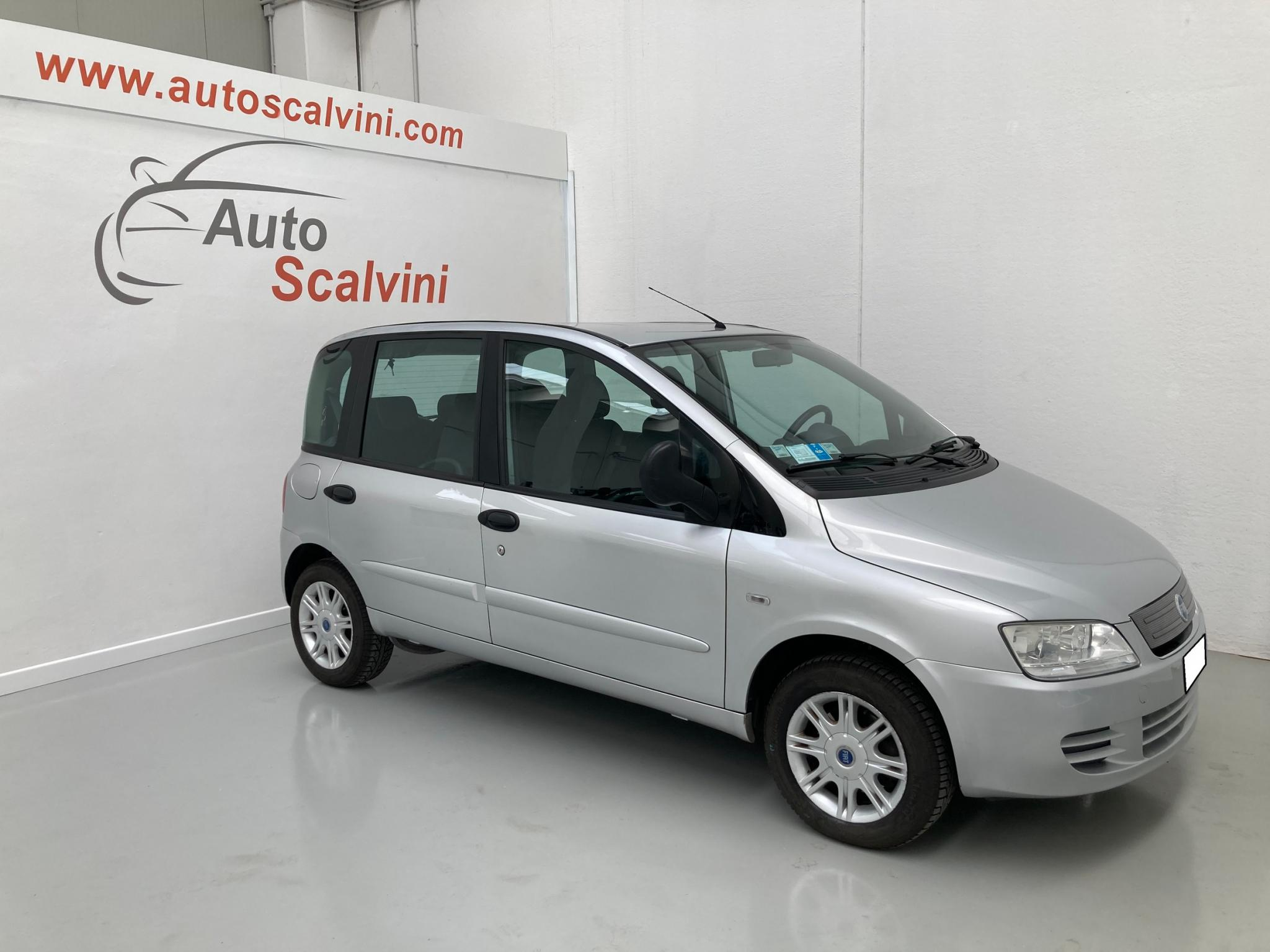 Fiat Multipla 1.6 16V Natural Power #REVIONE BOMBOLE 2022