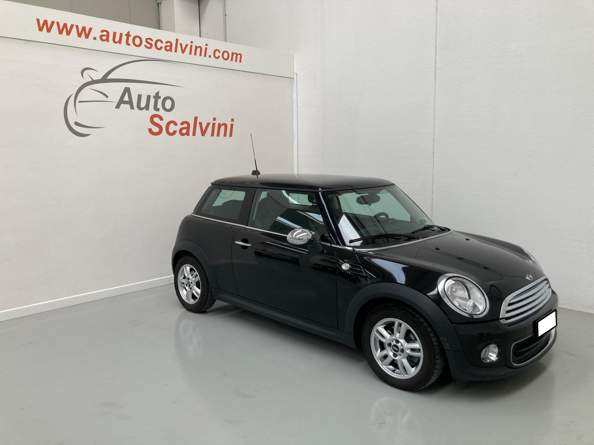 Mini One 1.6 BENZ 75CV HATCHBACK #KM CERTIFICATI #NEOPATENTATI