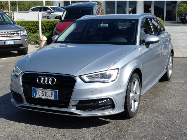 Audi A3 SPB 1.4 TFSI S tronic g-tron Attraction