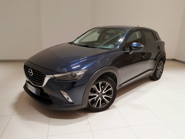 Mazda CX-3 1.5L Skyactiv-D 4WD Exceed Cambio Aut.