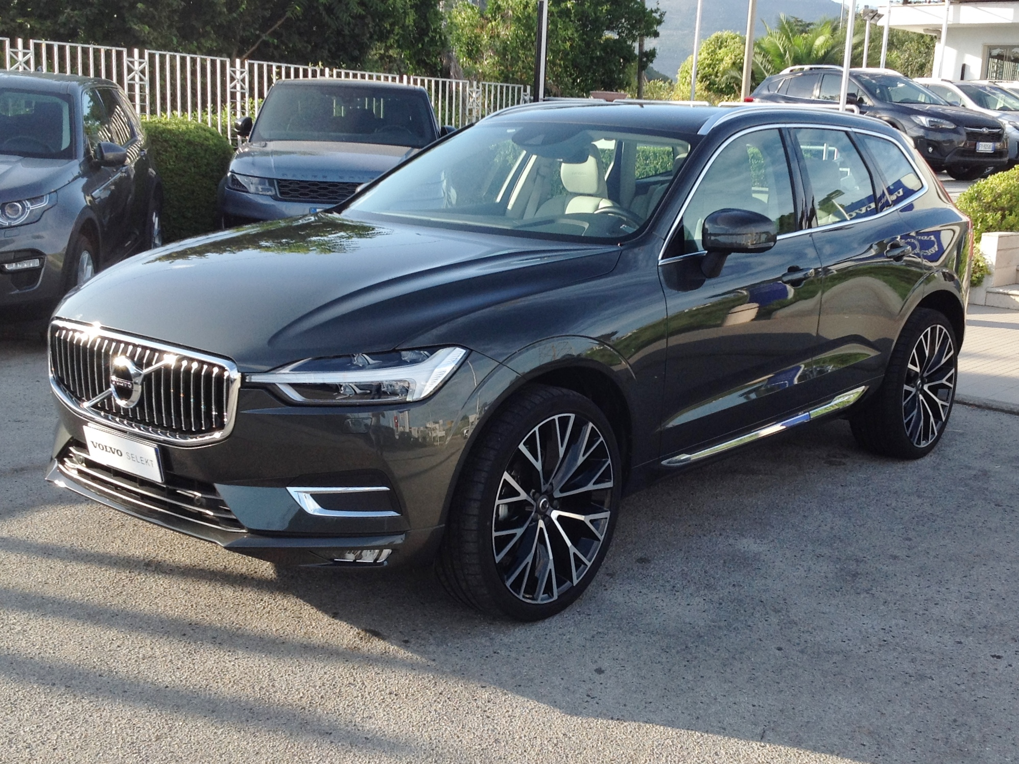 Foto Volvo XC 60 D4 AWD Geartronic Inscription