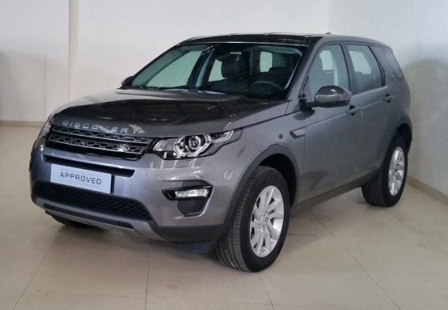 Land Rover Discovery Sport 2.0 TD4 150 CV SE Cambio automatico