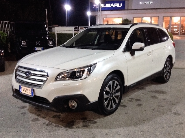 Subaru OUTBACK 2.0D- Lineartronic Unlimited