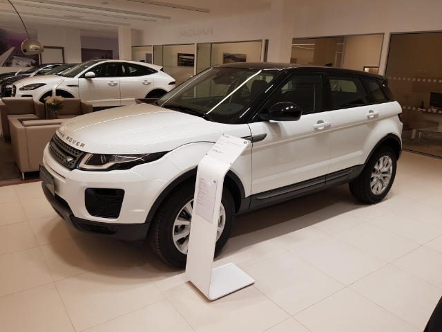 Land Rover Range Rover Evoque 2.0 eD4 5p. Business Edition Premium Pure