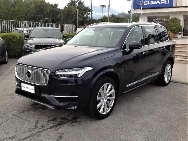 Volvo XC 90 INSCRIPTION GEARTRONIC D5 AWD 7 POSTI