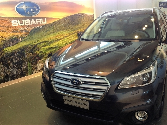 Foto Subaru OUTBACK 2.0d Lineartronic Unlimited Harman Kardon