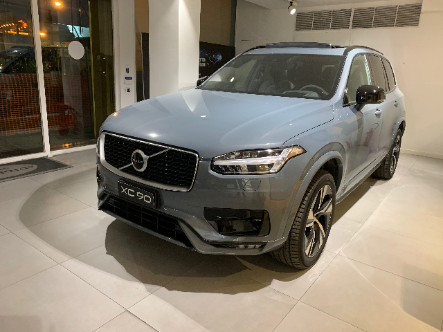 Foto Volvo XC 90 B5 AWD GEARTRONIC R-DESIGN
