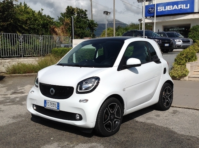 Smart ForTwo 90 0.9  Turbo Twinamic Limited #3