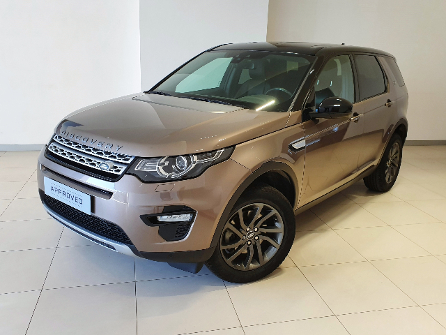 Foto Land Rover Discovery Sport 2.2 SD4 190CV HSE