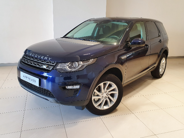 Land Rover Discovery Sport 2.0 TD4 Auto Business Edition Premium SE