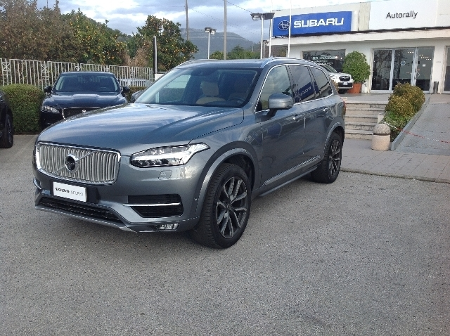 Foto Volvo XC 90 D5 Geartronic AWD 7 Posti INSCRIPTION