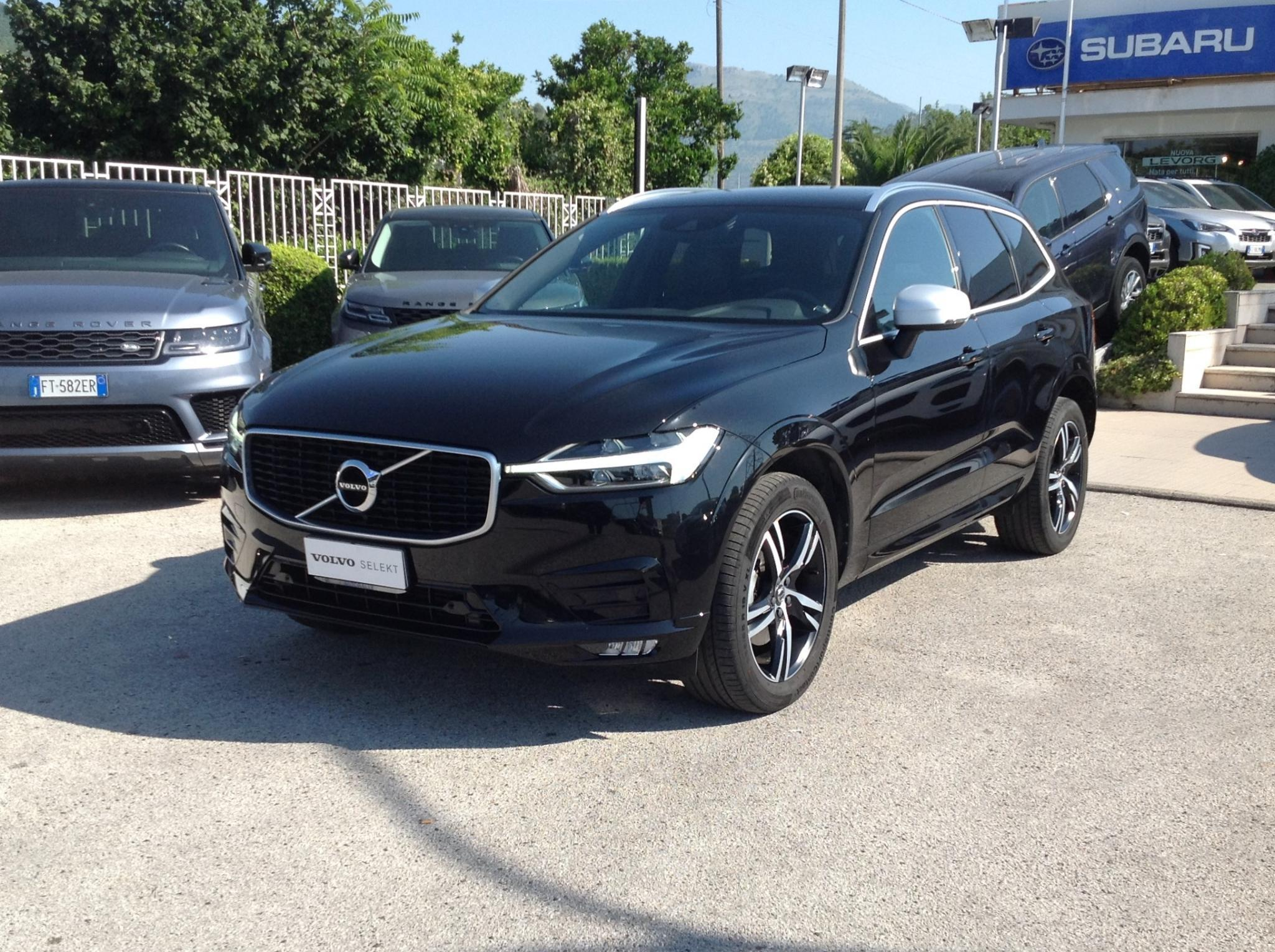 Foto Volvo XC 60 D4 AWD Geartronic R-design