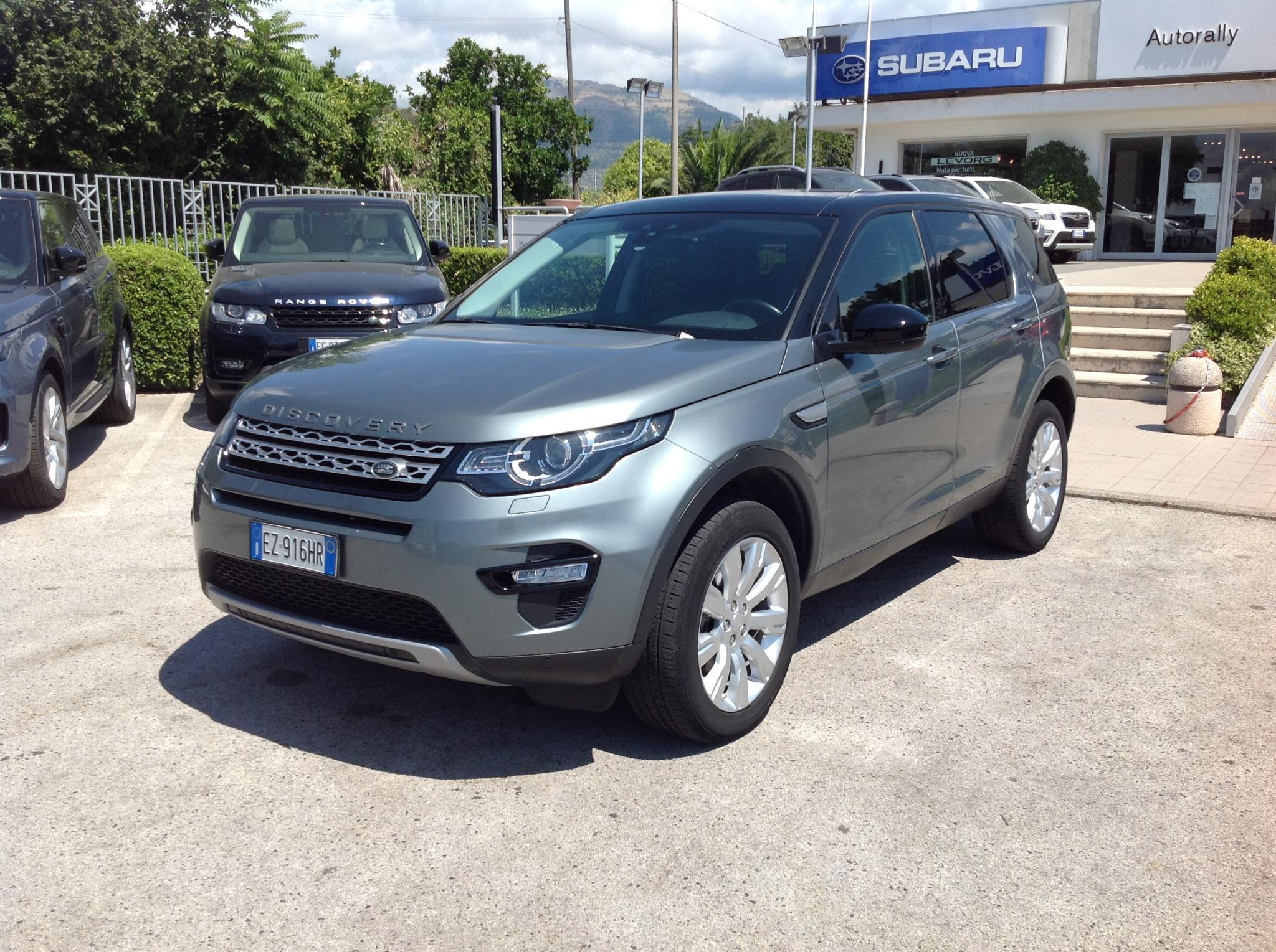 Land Rover Discovery Sport 2.2 TD4 HSE Automatica
