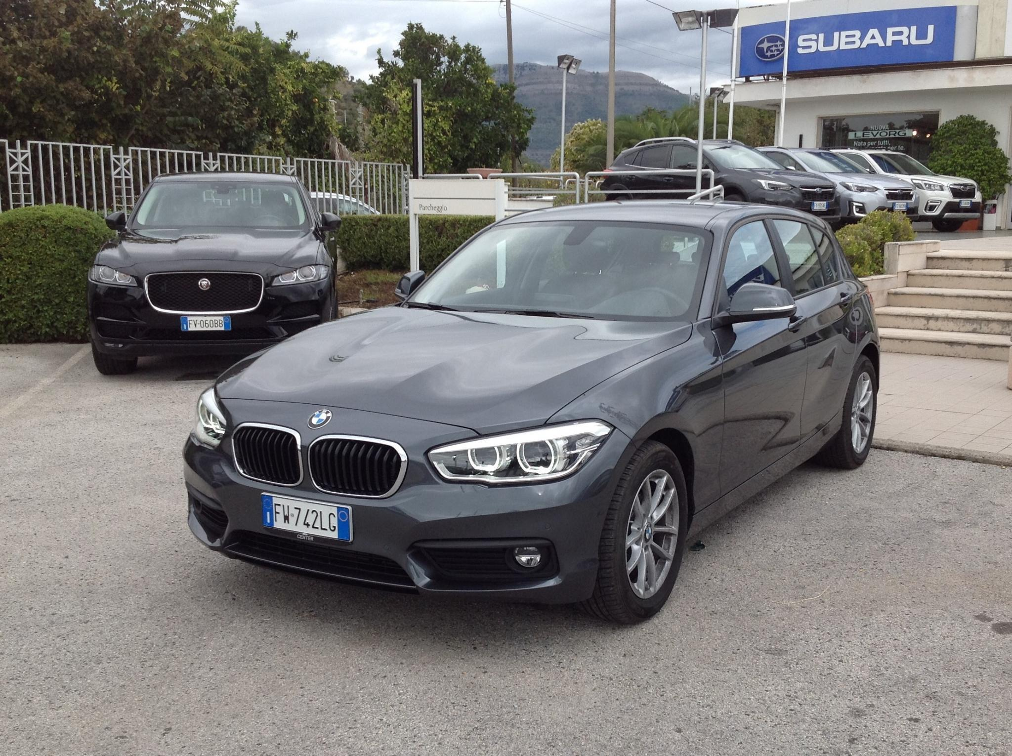 Bmw 116 i 5p. Digital Edition