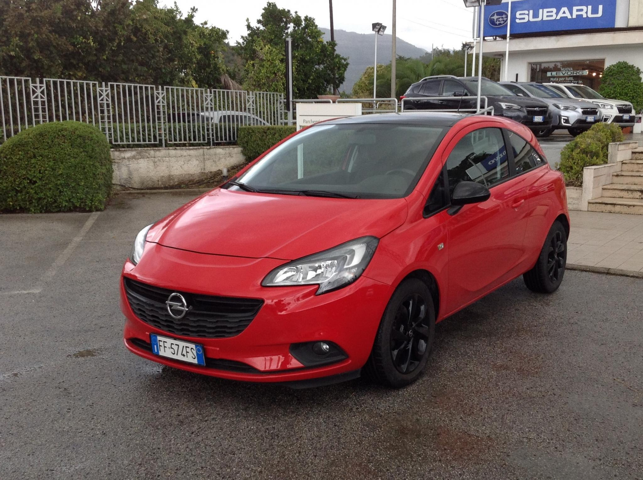 Opel Corsa 1.4 90CV GPL Tech Coupé b-Color