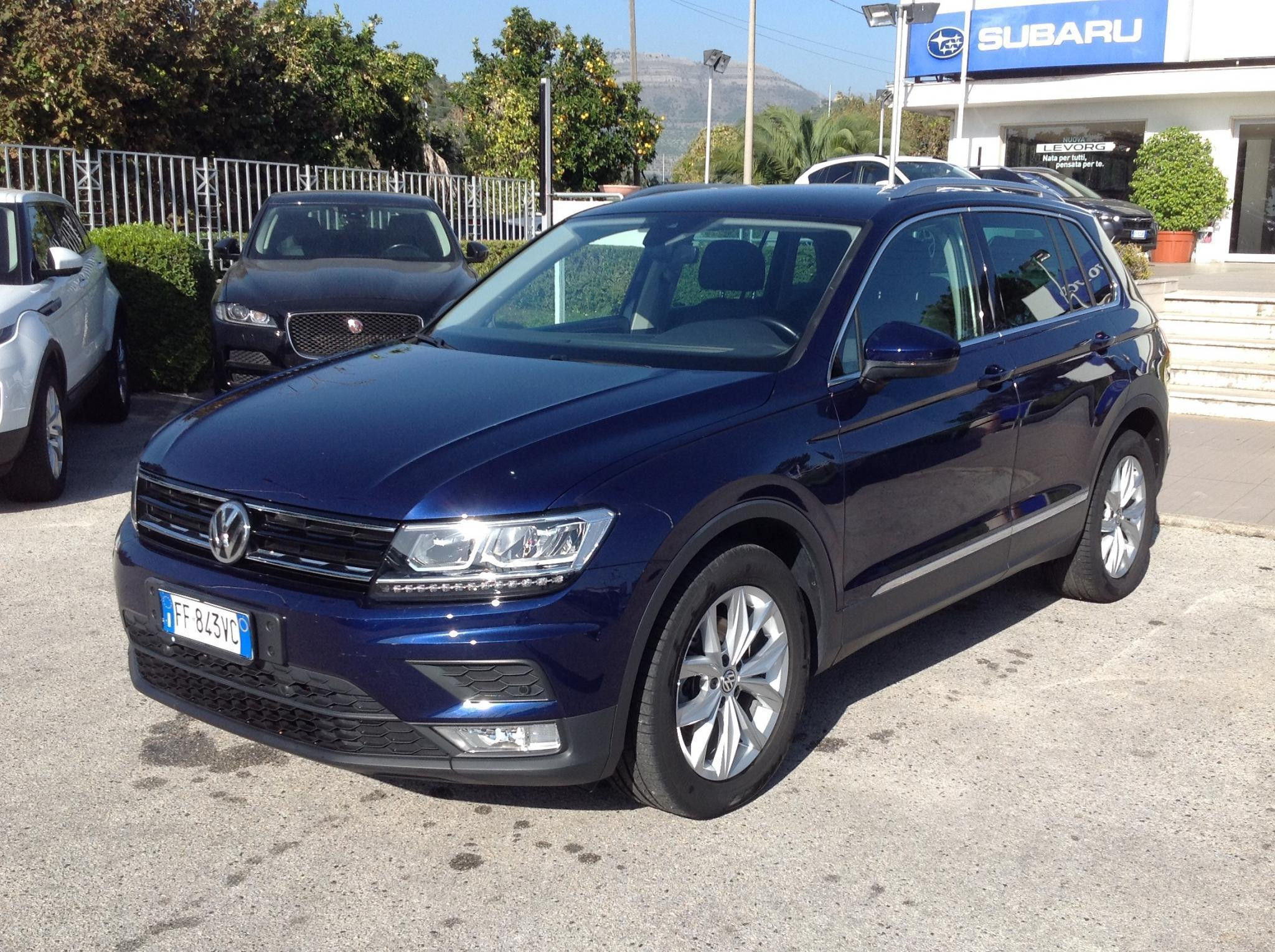 Volkswagen Tiguan 2.0 TDI SCR Business BlueMotion Technology