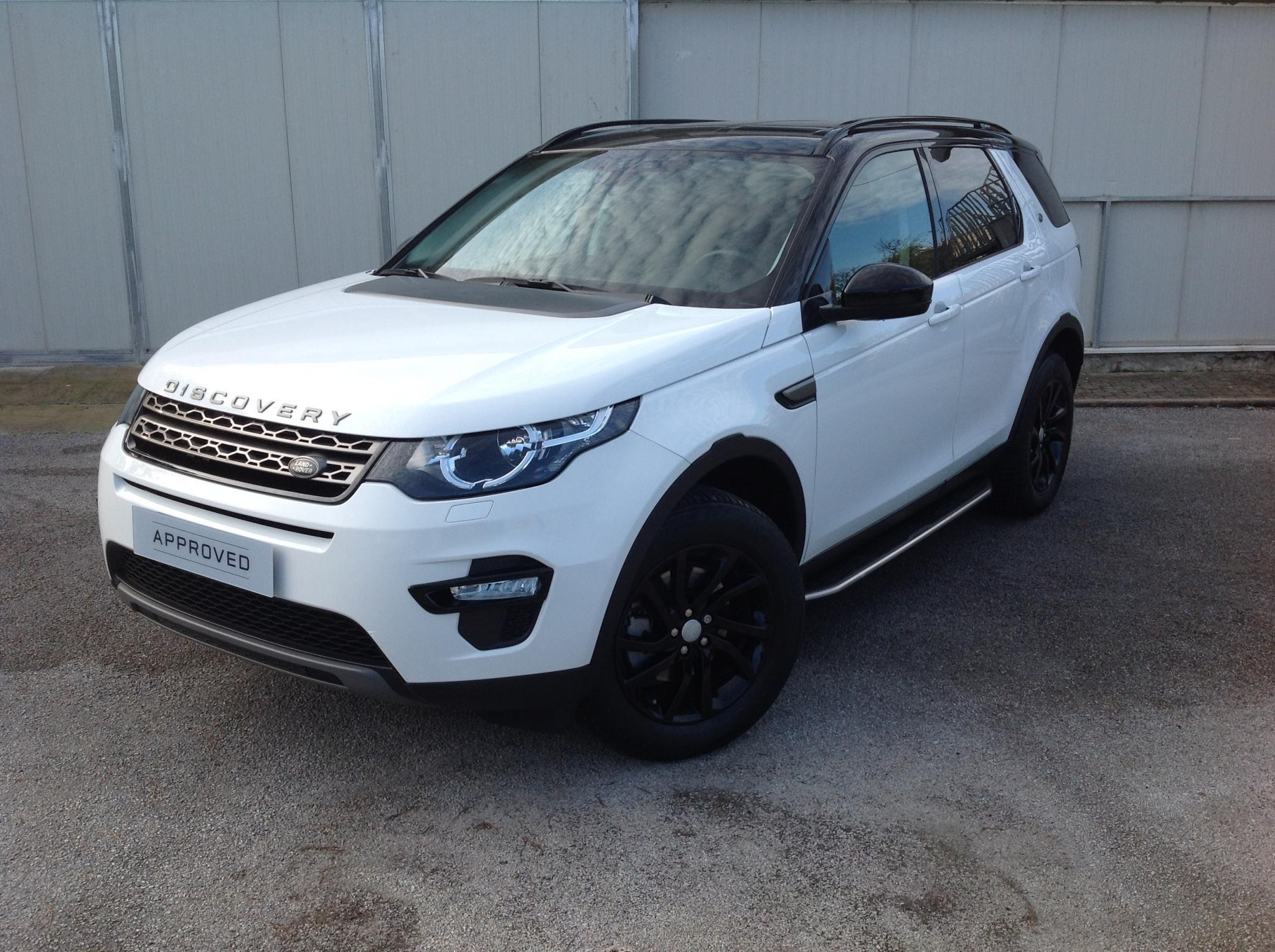 Foto Land Rover Discovery Sport 150CV Auto SE Business Edition
