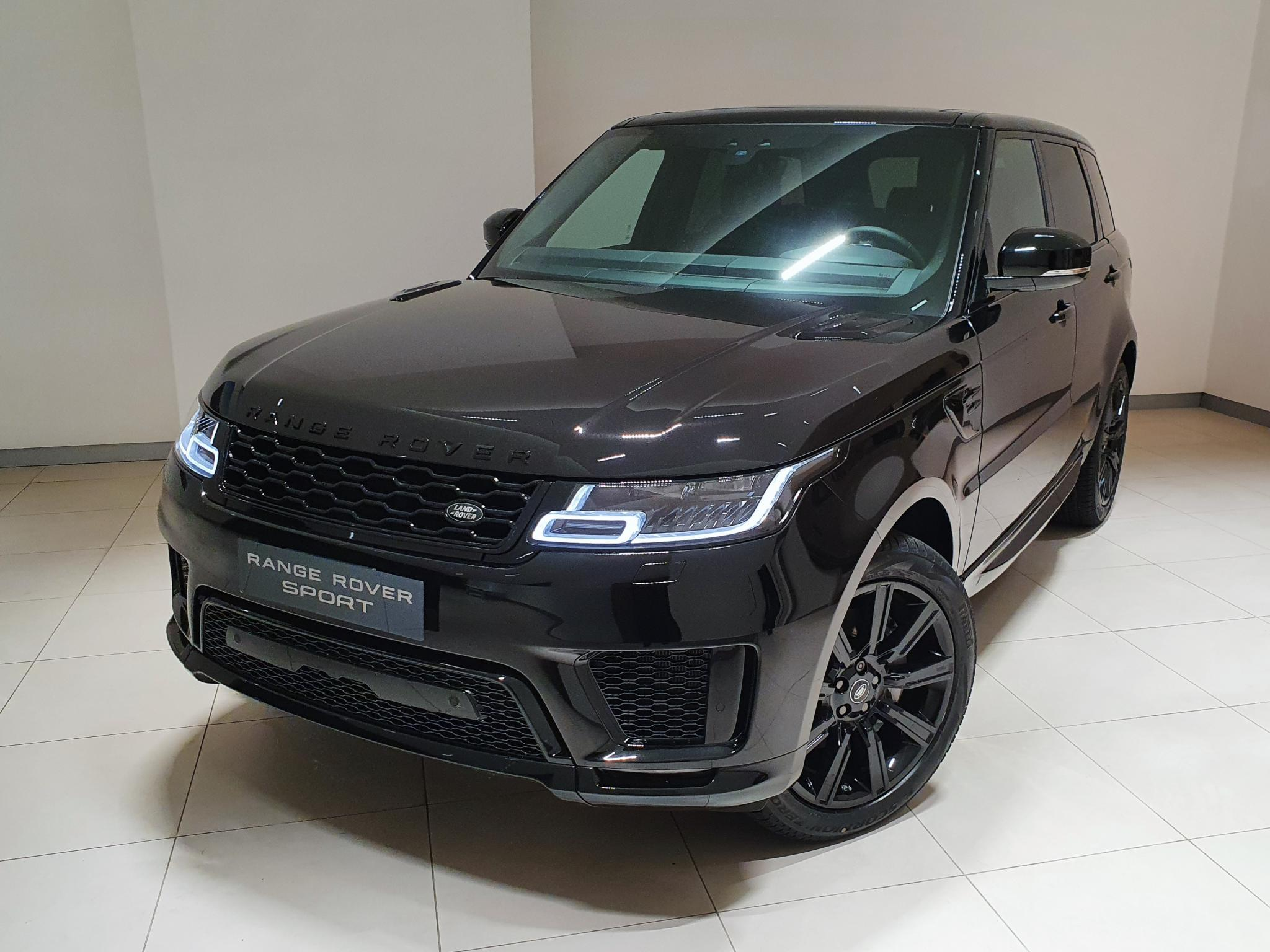 Foto Land Rover Range Rover Sport 3.0D 249CV HSE Dynamic Stealth *Lease 786€+IVA!*