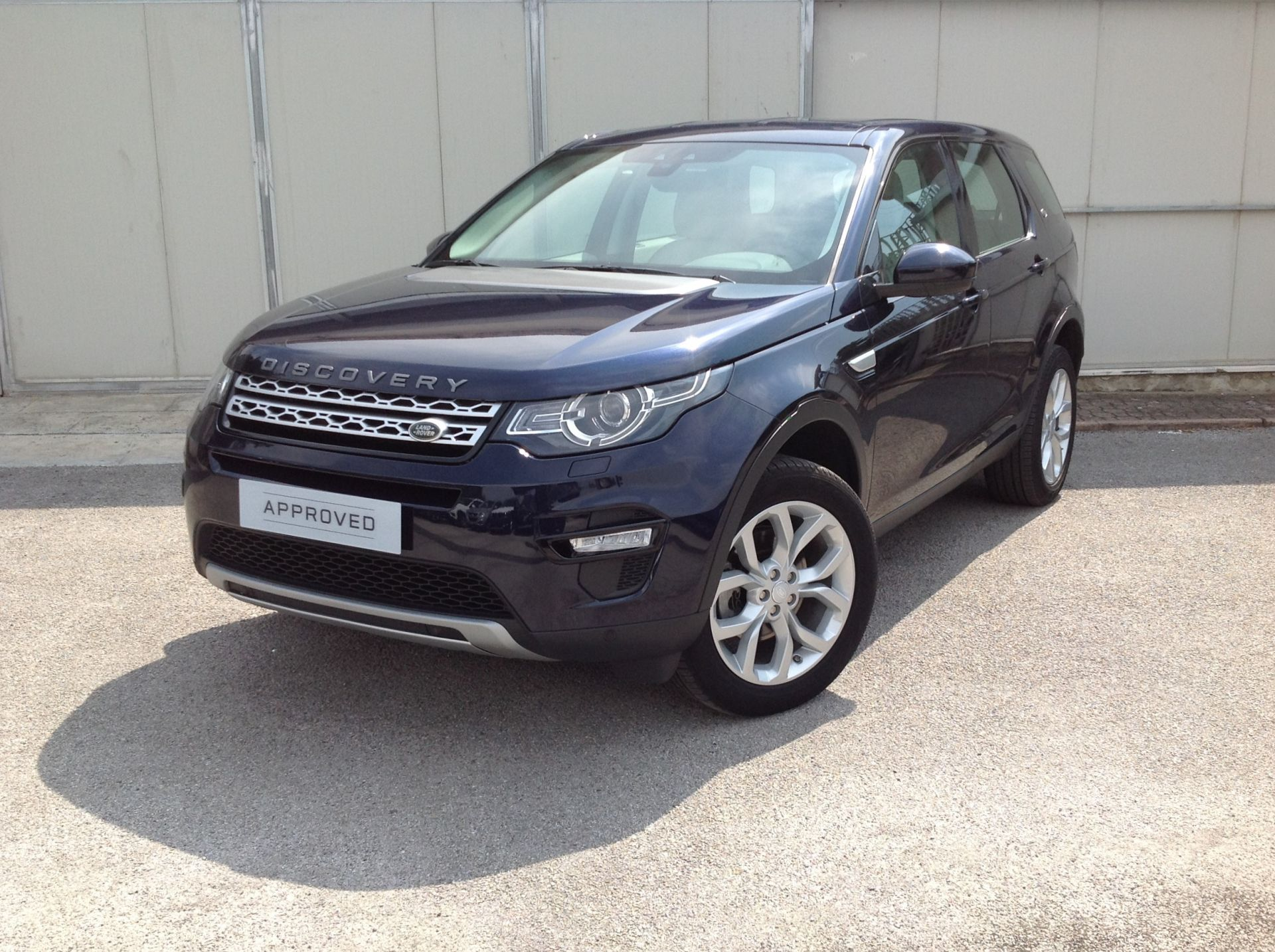 Land Rover Discovery Sport Discovery Sport 2.0 TD4 150 CV HSE Cambio Automatico